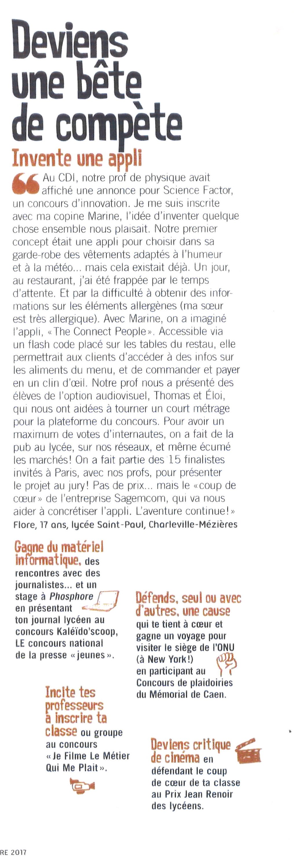 Phosphore - Science factor